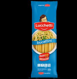 FIDEOS LUCCHETTI BUCATTINI x500Grs