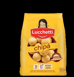 PREMEZCLA LUCCHETTI CHIPA x250Grs
