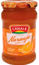 MERMELADA CANALE NARANJA x454Grs