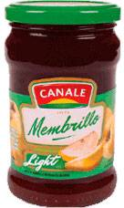 JALEA CANALE LIGHT MEMBRILLO x390Grs