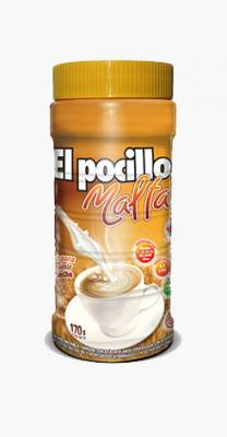 MALTA EL POCILLO FRASCO x170Grs