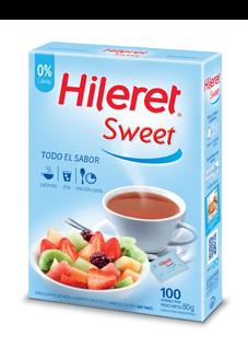 HILERET SWEET x100 SOBRES