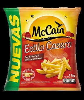 PAPA MC. CAIN  ESTILO CASERO x720Grs