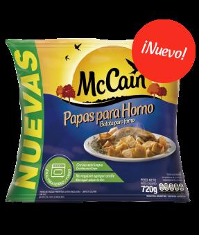PAPA MC. CAIN  CORTE P/HORNO x720Grs