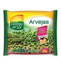 ARVEJAS GRANJA DEL SOL x 300 Grs