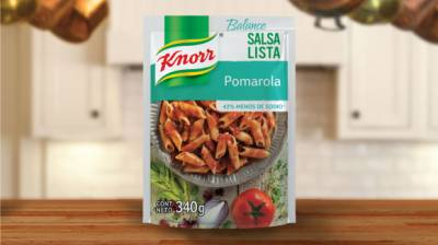 SALSA KNORR POMAROLA BALANCE x340Grs