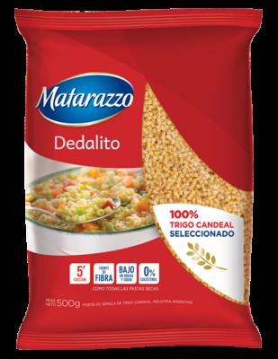 FIDEOS MATARAZZO DEDALITO  x500Grs