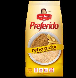 REBOZADOR LUCCHETTI/PREFERIDO x500Grs