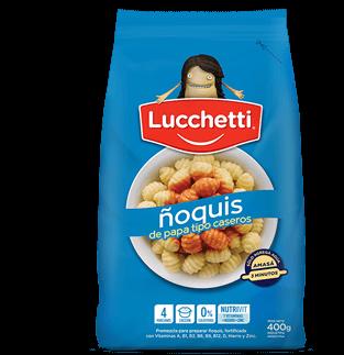 PREMEZCLA LUCCHETTI NOQUIS x400Grs