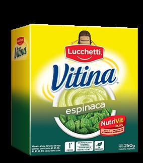 VITINA ESPINACA C/CALCIO x250Grs