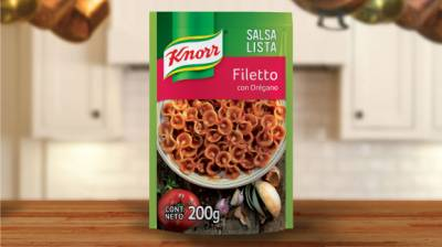 SALSA KNORR FILETTO x200Grs