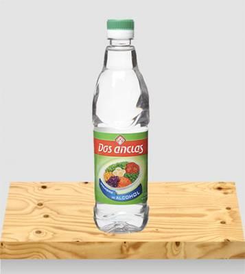 VINAGRE ALCOHOL DOS ANCLAS x500cc