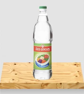 VINAGRE ALCOHOL DOS ANCLAS x1Lts