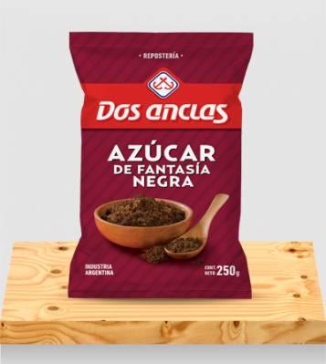 AZUCAR NEGRA DOS ANCLAS x250Grs